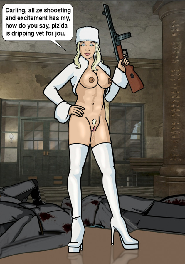 Casual Sex Female Archer