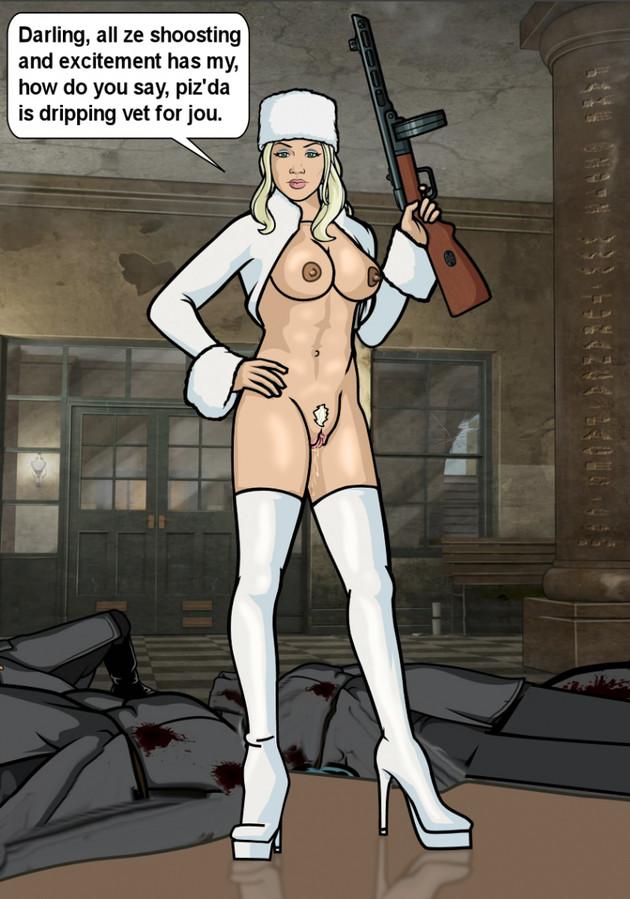 Opinion Lana archer lesbian porn