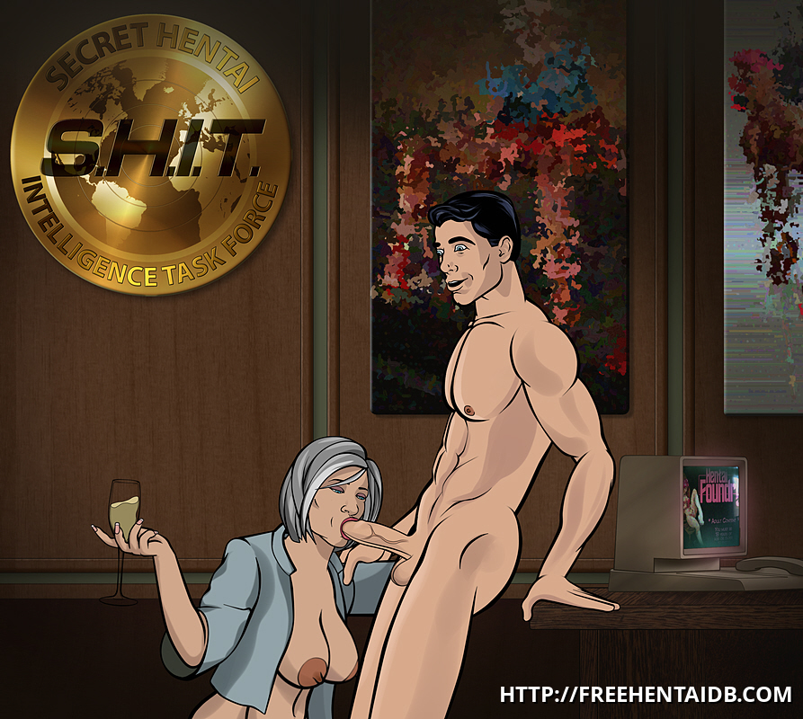 Archer Sex Comics